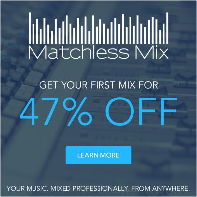 Save 47% Off Your Next Mix!